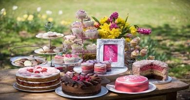 Tipp nagy méretű torták sütésére