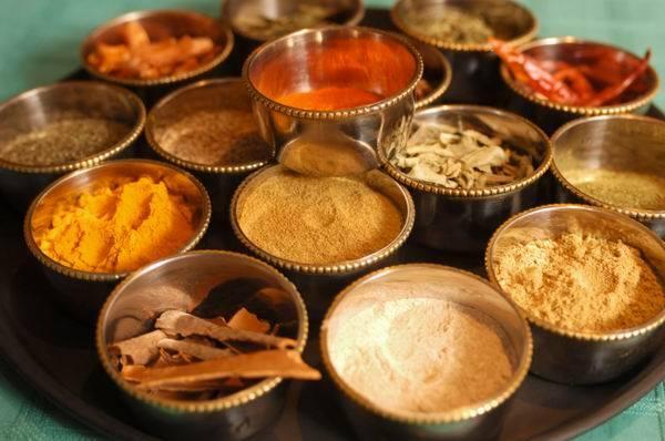 curry házilag